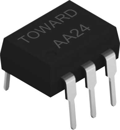 AA24, High Current Opto MOSFET relay