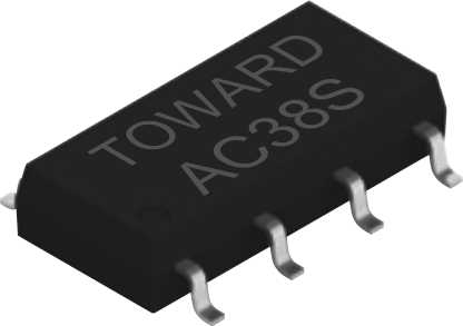 AC38S, high voltage opto mosfet relay
