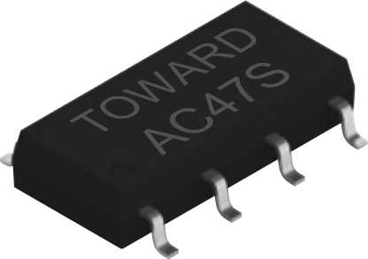 AC47S, High Current Opto MOSFET relay